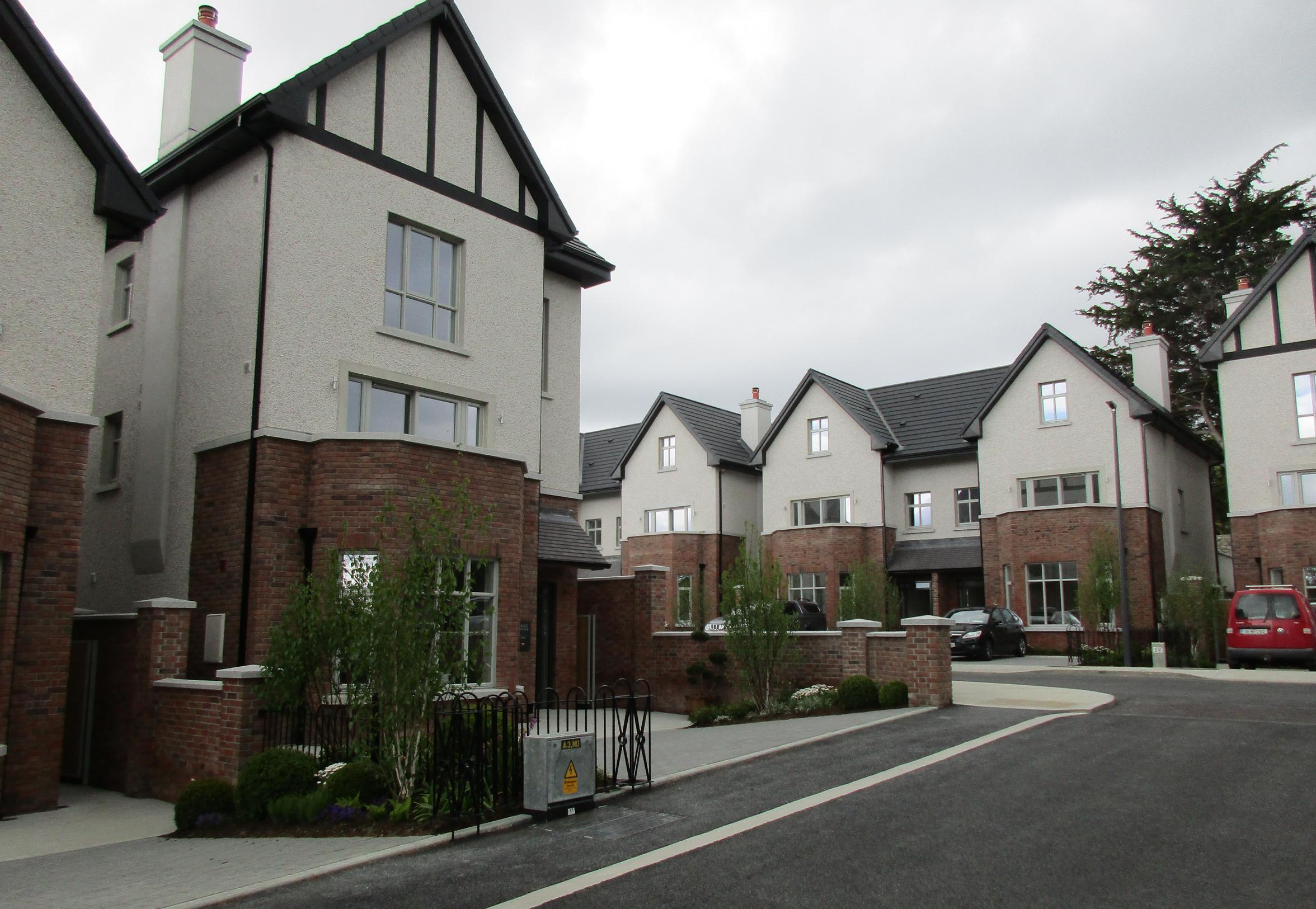 ALBANY HOUSE KILLINEY DUBLIN