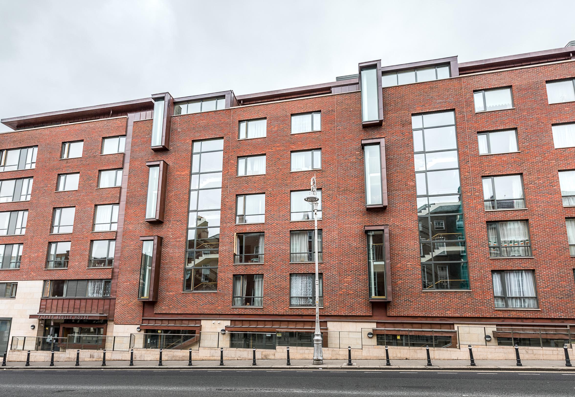 FR. SCULLY HOUSE, GARDINER ST., DUBLIN
